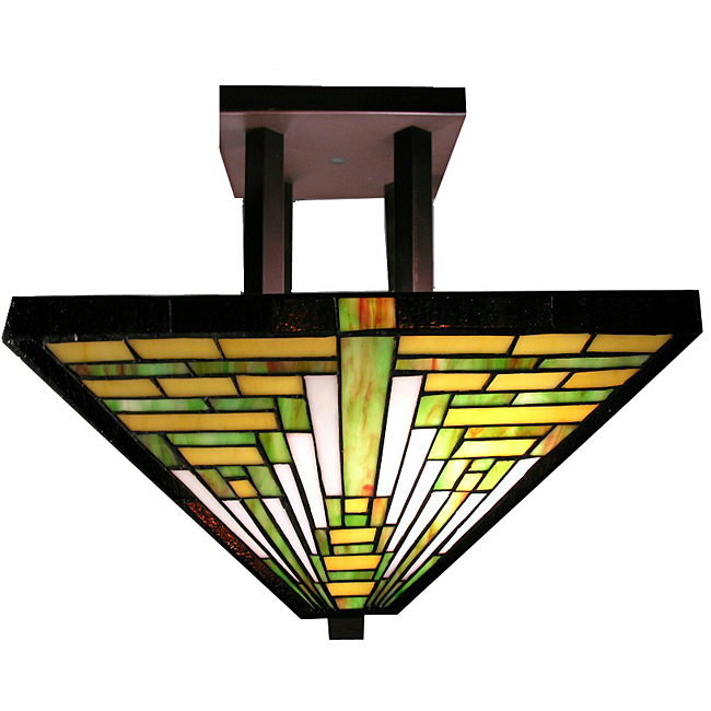 Tiffany Style Ceiling Lamps And Hanging Lamps